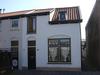 oude situatie renovatie voorgevel en lage dak gedeelte verhogen